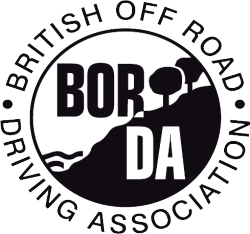 british off road driving association logo