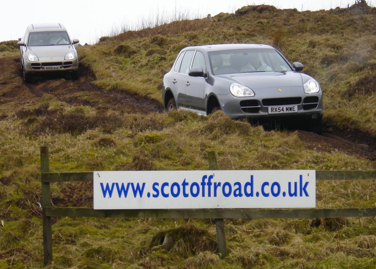 Scot Off Road - Training Courses