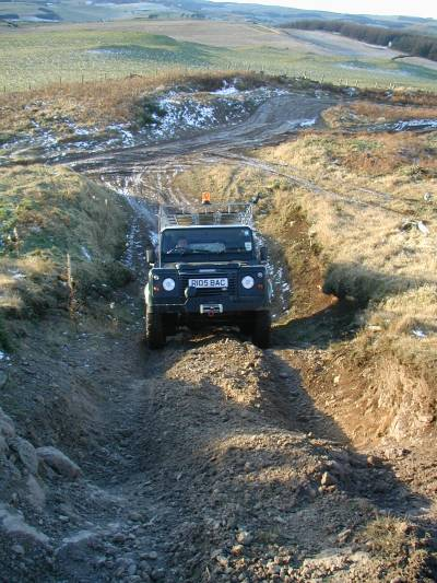 The Scottish Off Road Driving Centre